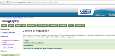 How can one Map Census Block Data in Microsoft Excel Power